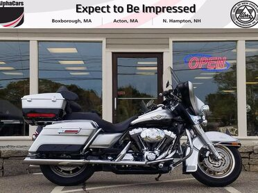 2003_Harley-Davidson_FLHTC_Electra Glide Classic 100th Anniversary_ Boxborough MA