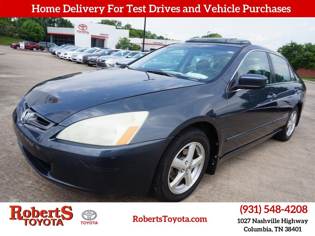 2003 Honda Accord EX Columbia TN
