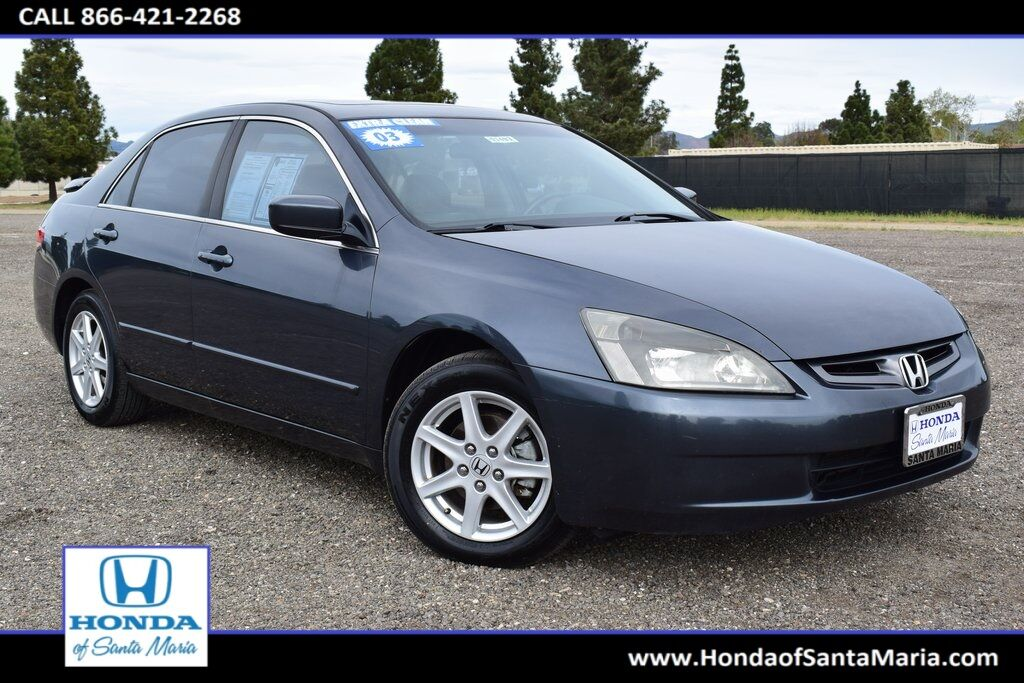 2003 Honda Accord EX-L