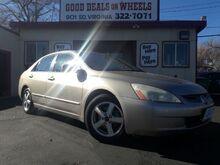 2003_Honda_Accord_EX-L Sedan AT_ Reno NV