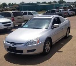 2003 Honda Accord EX V6 coupe AT Sioux Falls SD
