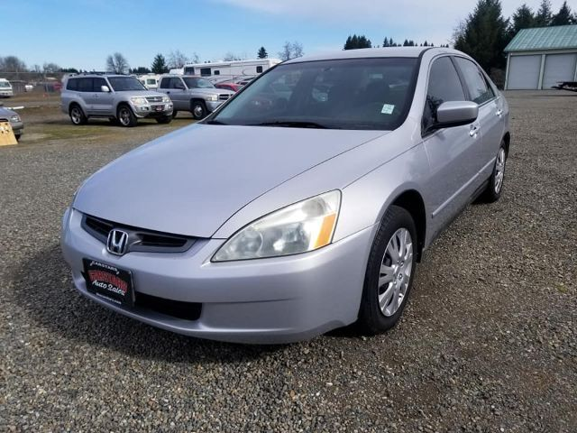 2003 Honda Accord LX V6 sedan AT Olympia WA
