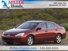 2003_Honda_Accord_LX_ Martinsburg