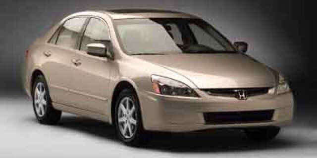 2003 Honda Accord Sdn EX Green Bay WI