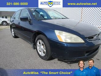 2003_Honda_Accord Sdn_LX_ Melbourne FL