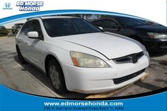 2003_Honda_Accord Sedan_LX Auto_ Delray Beach FL