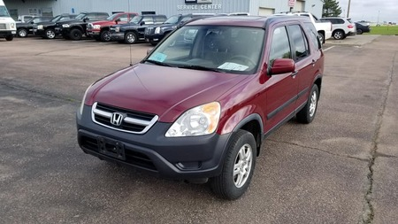2003_Honda_CR-V_EX 4WD 4-spd AT_ Sioux Falls SD
