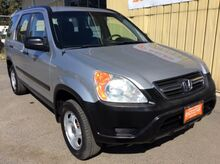 2003_Honda_CR-V_LX 4WD 4-spd AT_ Spokane WA