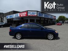 2003_Honda_Civic Cpe_Si, Manual Transmission, 2 Door, Sunroof_ Kelowna BC