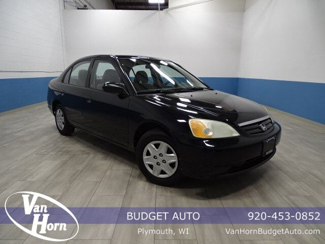 2003 Honda Civic LX Plymouth WI