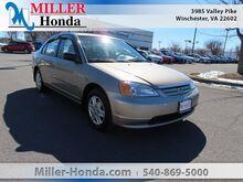 2003_Honda_Civic_LX_ Winchester VA