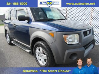 2003_Honda_Element_EX_ Melbourne FL