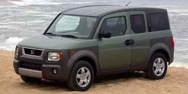 2003_Honda_Element_EX_ Phoenix AZ