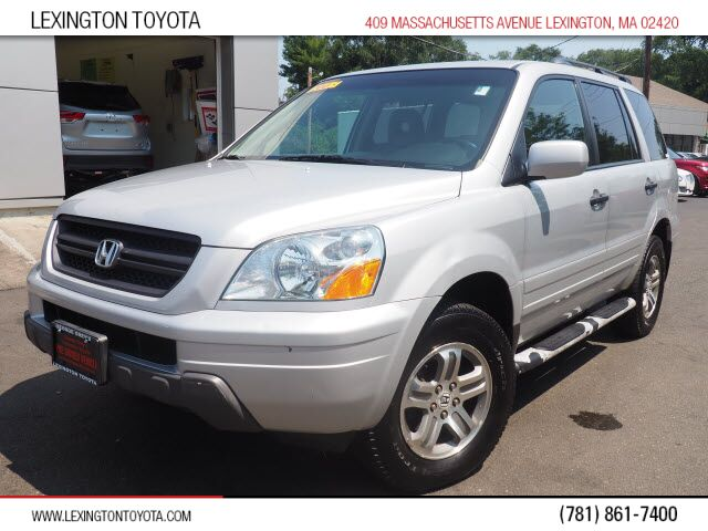 2003 Honda Pilot EX-L Lexington MA