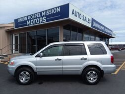 2003_Honda_Pilot_EX w/ Leather and Nav System_ Spokane Valley WA