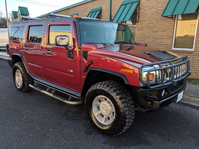 2003 Hummer H2 Sport Utility Knoxville TN
