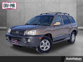 2003_Hyundai_Santa Fe_GLS_ Littleton CO