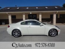 2003_INFINITI_G35 Coupe_w/Leather_ Plano TX
