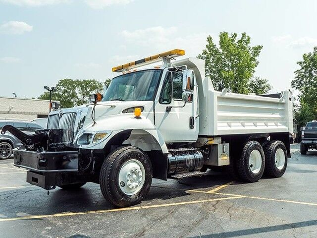 2003_International_7400_Dump truck_ Chicago IL