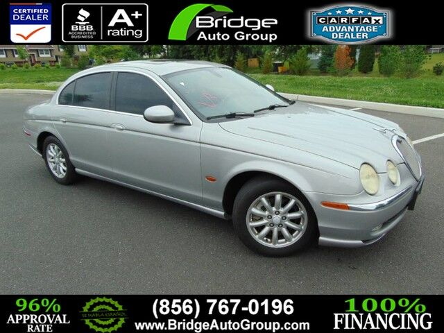 2003 Jaguar S TYPE Premium Berlin NJ