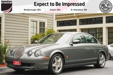 2003 Jaguar S-TYPE R Supercharged