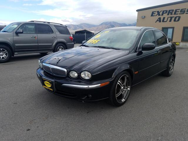 2003 Jaguar X TYPE 3.0 North Logan UT ...