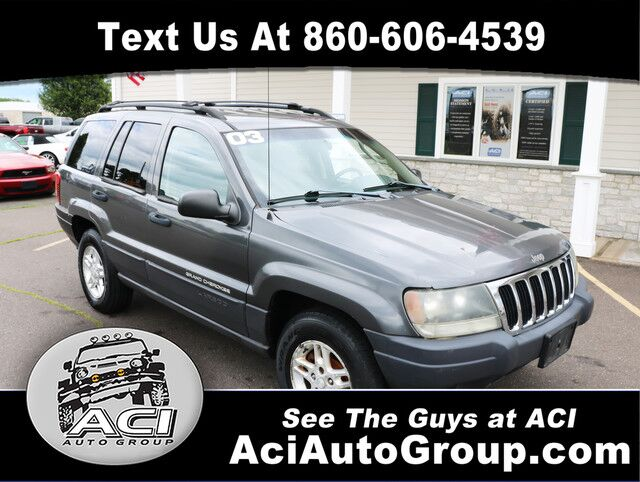 2003 Jeep Grand Cherokee Laredo East Windsor CT