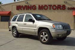 Jeep Grand Cherokee Limited 4WD 2003