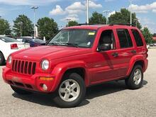 2003_Jeep_Liberty_4dr Limited 4WD_ Cary NC