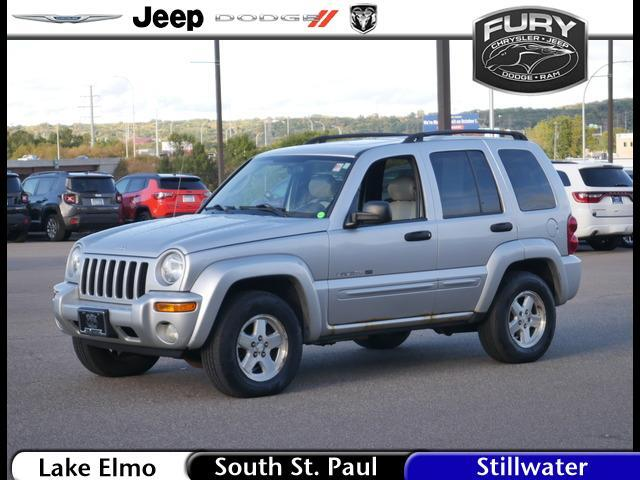 2003 Jeep Liberty 4dr Limited 4WD Stillwater MN