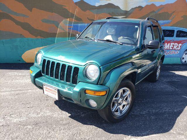 2003 Jeep Liberty Limited 4WD Saint Joseph MO