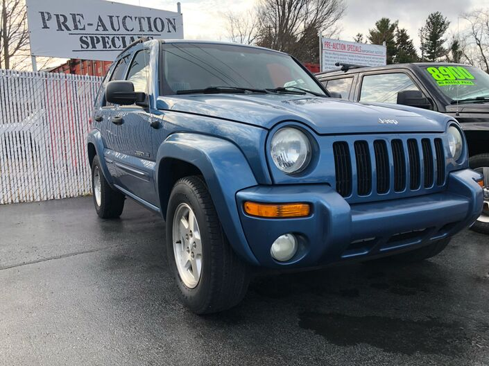 2003 Jeep Liberty Limited Richmond KY