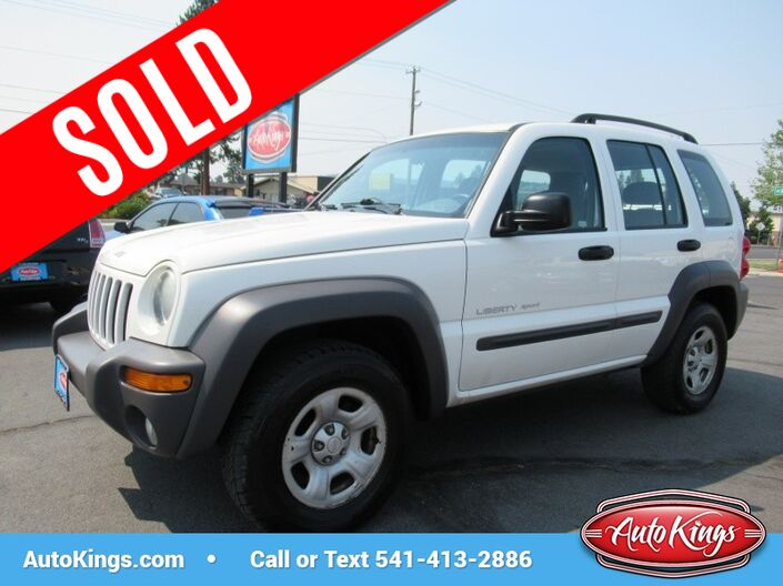 2003 Jeep Liberty Sport 4WD Bend OR