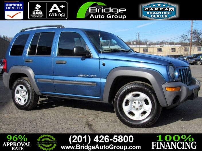 2003 Jeep Liberty Sport Berlin NJ