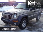 2003 Jeep Liberty Sport Manual Transmission, 4x4