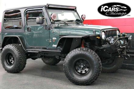 2003_Jeep_Wrangler_Manual 2dr Suv_ Chicago IL
