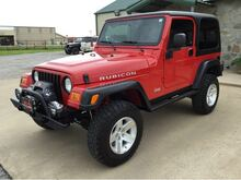 2003_Jeep_Wrangler_Rubicon_ Royse City TX