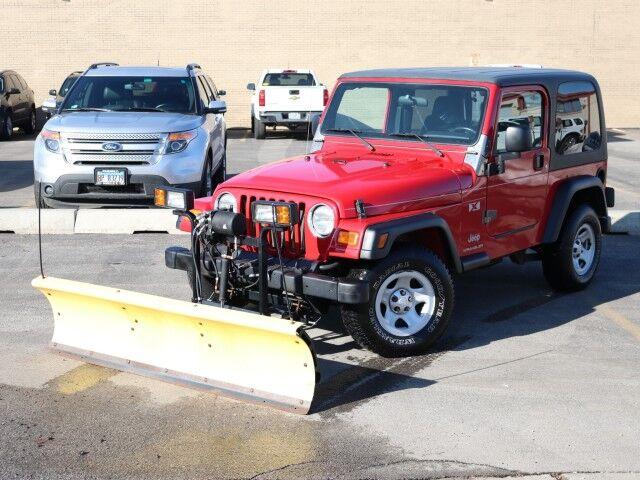 2003 Jeep Wrangler X AWD Addison IL