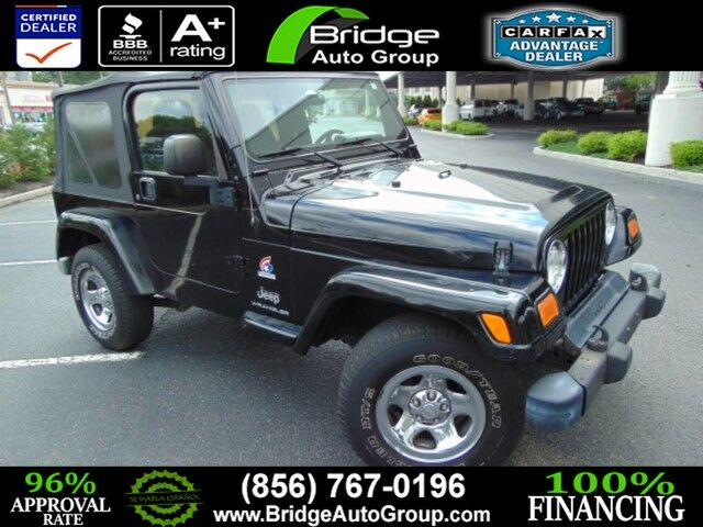 2003 Jeep Wrangler X Berlin NJ