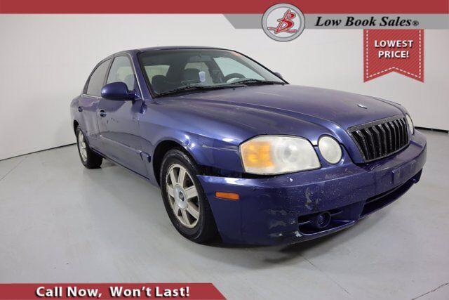 2003 Kia OPTIMA SE LX  V6 Salt Lake City UT