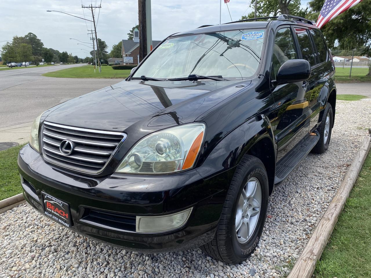 2003 LEXUS GX470 WHOLESALE TO THE PUBLIC, LEATHER, NAV, HEATED SEATS, DVD PLAYER, TOW PKG! Norfolk VA
