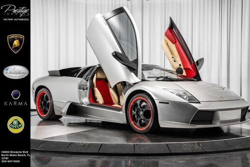 2003 Lamborghini Murcielago  North Miami Beach FL