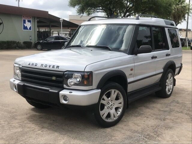2003_Land Rover_Discovery_HSE_ Houston TX