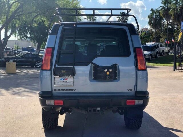 2003 Land Rover Discovery S Houston TX