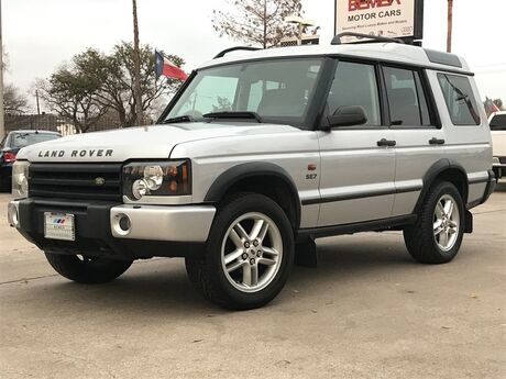 2003 Land Rover Discovery SE Houston TX