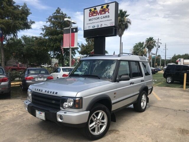 2003_Land Rover_Discovery_SE_ Houston TX