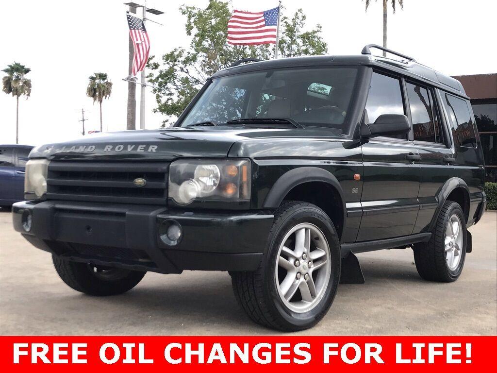 2003_Land Rover_Discovery_SE_ Houston TX