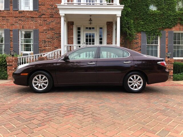 Amazing 2003 Lexus ES 300 1 OWNER LIKE NEW CONDITION ONLY 110K MILES Arlington TX  ...