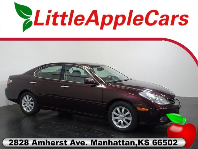 used 2003 lexus es 300 in manhattan ks little apple toyota