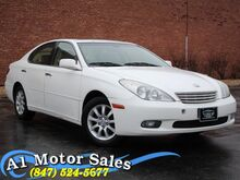 2003_Lexus_ES 300_Navigation Heated Seats Sunroof_ Schaumburg IL